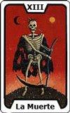 El tarot - La Muerte