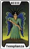 El tarot - La Templanza