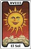 El tarot - El Sol