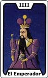 El tarot - El Emperador